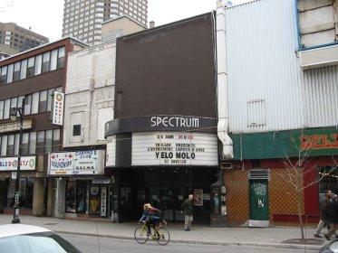 Le Spectrum, Montréal