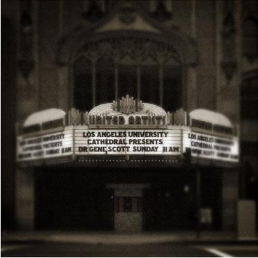 Vintage Movie Theater 61