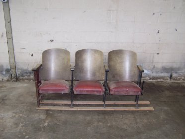 Old Theatre Seats For Sale Cinema Treasures
