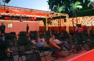 San Diego S Outdoor Cinema Cinema Treasures