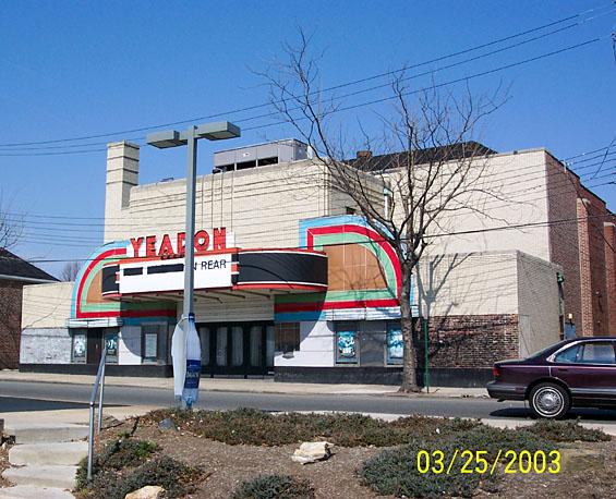Yeadon Theater Pics Cinema Treasures